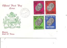 Monnaies ( FDC De Guyane De 1972 à Voir) - Coins