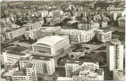 W630 Bucuresti - Plata Palatului - Aerial View Vue Aerienne Vista Aerea Panorama Aereo / Viaggiata 1966 - Romania
