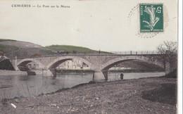 CUMIERES - Le Pont Sur La Marne - France