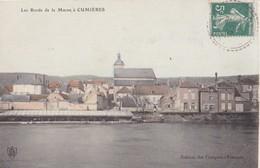 CUMIERES - Les Bords La Marne - France