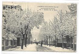 L'hiver à AIX LES BAINS - Club Des Sports D'Hiver - Avenue De La Gare - Aix Les Bains