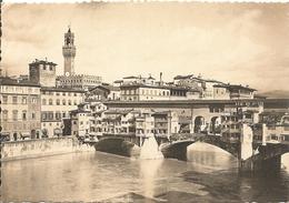 FIRENZE - PONTE VECCHIO - FORMATO GRANDE - (rif. E55) - Firenze (Florence)