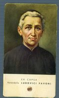 °°° Santino - Venerabilis Ludovici Pavoni °°° - Religion &  Esoterik