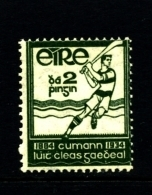 IRELAND/EIRE - 1934  GAELIC ATHLETIC  ASSOCIATION  MINT NH - 1922-37 Stato Libero D'Irlanda