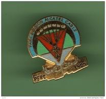 PARA EVASION - ALCATEL CABLE *** 0065 - Parachutting