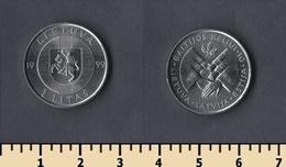 Lithuania 1 Litas 1999 - Lithuania