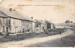 PUISEUX - Rue Basse Et Route De Villers Le Tourneur - état - France
