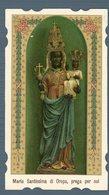 °°° Santino - Maria Santissima Di Oropa Prega Per Npi °°° - Religion & Esotérisme