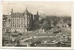 W641 Amsterdam - Prins Hendrikkade - Auto Cars Voitures Tram - Auto Cars Voitures / Viaggiata 1950 - Amsterdam
