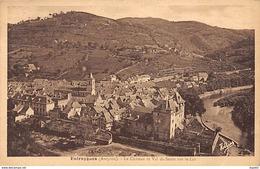 ENTRAYGUES - Le Château Et Val De Saure Sur Le Lot - Très Bon état - Autres Communes