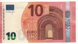"""10 EURO  """"France""""   DRAGHI    U 011 E6      UE9285468092  /  FDS - UNC - EURO"""