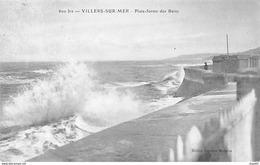 VILLERS SUR MER - Plate Forme Des Bains - Très Bon état - Villers Sur Mer