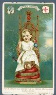 °°° Santino - Puer Jesusqui Adoratur In Festoepiphaniae Bethlehem °°° - Religion &  Esoterik
