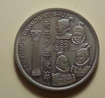Portugal 200 Escudos Enviados Daimios Kiushu - Portugal