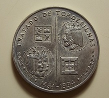 Portugal 200 Escudos Tratado De Tordesilhas - Portugal