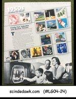 UNITED STATES USA - 1999 CELEBRATE THE CENTURY 1950s - MIN/SHT MNH - United States