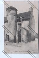 CPA 89 BLACY - La Tour Du Vieux Château - France