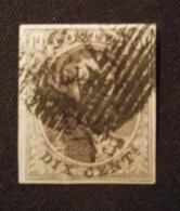 België/Belgium - Mi.nr. 7I - 1849 Schulterklappen