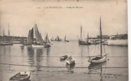 *** 17 *** LA ROCHELLE  Sortie De Barques - TTBE Neuve - La Rochelle
