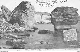BONIFACIO - Les Rochers - Très Bon état - France