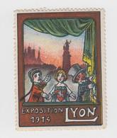 GUIGNOL LYON   1914 - Commemorative Labels