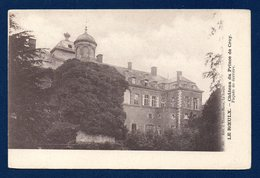 Le Roeulx. Château Des Princes De Croÿ. Façade De Derrière.  Ca 1900 - Le Roeulx