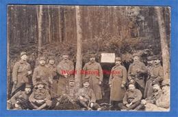 CPA Photo - Front à Situer - Portrait De Poilu Du 74e Régiment Villa La Mousse - Lt AUVRAY 1915 Marius Bergougniou WW1 - Weltkrieg 1914-18