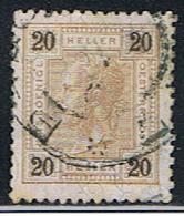 OS 214 // YVERT &T 71 A // 1899 - Usados