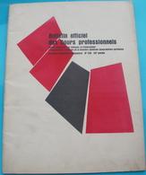 Bulletin Officiel Des Cours Professionnels De La Chambre Syndicale Typographique Parisienne N°139 - 52e Année - 1955 - Bricolage / Technique