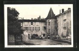 CPA Regny, Tour Du XVIe Siecle - France