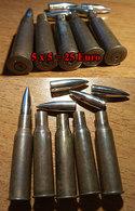 Lot - Un Ensemble Pour Assembler Des Mannequins RARE Pour Cartouches De Fusil Mosin 1917 - 5 Pieces - Decorative Weapons