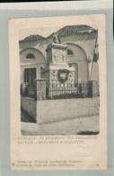 CPA CRECE  NAUPLIE- Monument D'Ypsilantis  Verseau Entier Postal  SERVICE DES POSTES HELLENIQUES - Jan 2019 1092 - Grèce