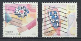 °°° HONG KONG - MI N°1865/66 -  2014 °°° - 1997-... Chinese Admnistrative Region