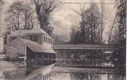 91 YERRES - Le Pont D'Yerres Et Les Bains - Yerres