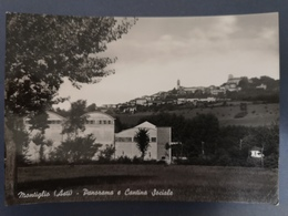 Cartolina Di Montiglio - Autres Villes