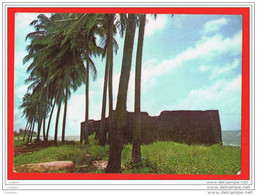 S. Tome E Principe Fortim De S. Jeronimo Jerónimos - Fort De S. Jerome Hieronymus Fort  Africa - Sao Tome Et Principe