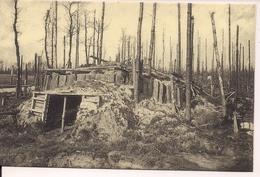 RUINES DE LA FORET D'HOUTHULST 1914 - 18 - Weltkrieg 1914-18