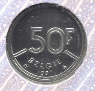 50 Frank 1991 Vlaams * F D C * BOUDEWIJN * - 1951-1993: Baudouin I