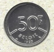 50 Frank 1989 Vlaams * F D C * BOUDEWIJN * - 1951-1993: Baudouin I