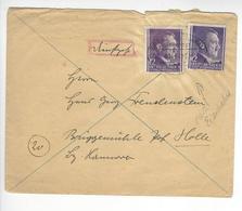 POLSKA GENERALGOUVERNEMENT AMBULANT BAHNPOST BRESEAU - KRAKAU /FREE SHIPPING R - 1939-44: 2. WK