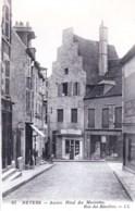 58   -  Nievre - NEVERS -  Ancien Hotel Des Monnaies Rue Des Recollets - Nevers