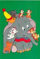 Walt Disney - Dumbo Tic Tac Aristochats   Y 94 - Disney