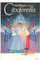 Walt Disney -  Affiche Cendrillon Souris   Y 96 - Disney