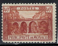 MONACO     N°  YVERT  :      57      NEUF AVEC  CHARNIERES - Monaco