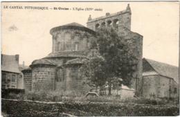 6DR 819 CPA - SAINT URCIZE - L'EGLISE - Autres Communes