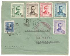 13165 - 5 Vignettes De SAN SEBASTIAN  38 - 1931-Today: 2nd Rep - ... Juan Carlos I