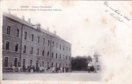 58 - Nievre -  DECIZE -  Caserne Charbonnier Occupée Le 3 Janvier 1878 Par Le Commandant Lelorrain - Decize