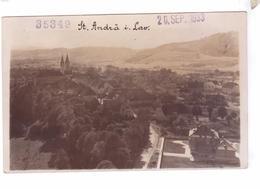 Sankt ST ANDRA I LAV Autriche Carte Photo - Wolfsberg