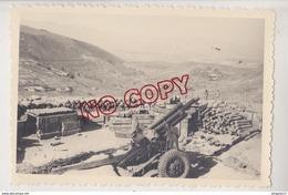 Au Plus Rapide Guerre D'Algérie Canon Armement Beau Format - War, Military