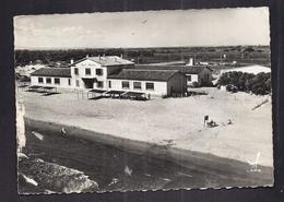 CPSM 30 - LE GRAU DU ROI - TB PLAN Bâtiment Edifice Des ALGUES MARINES - ANIMATION ENFANTS FLAMME Verso 1961 - Le Grau-du-Roi